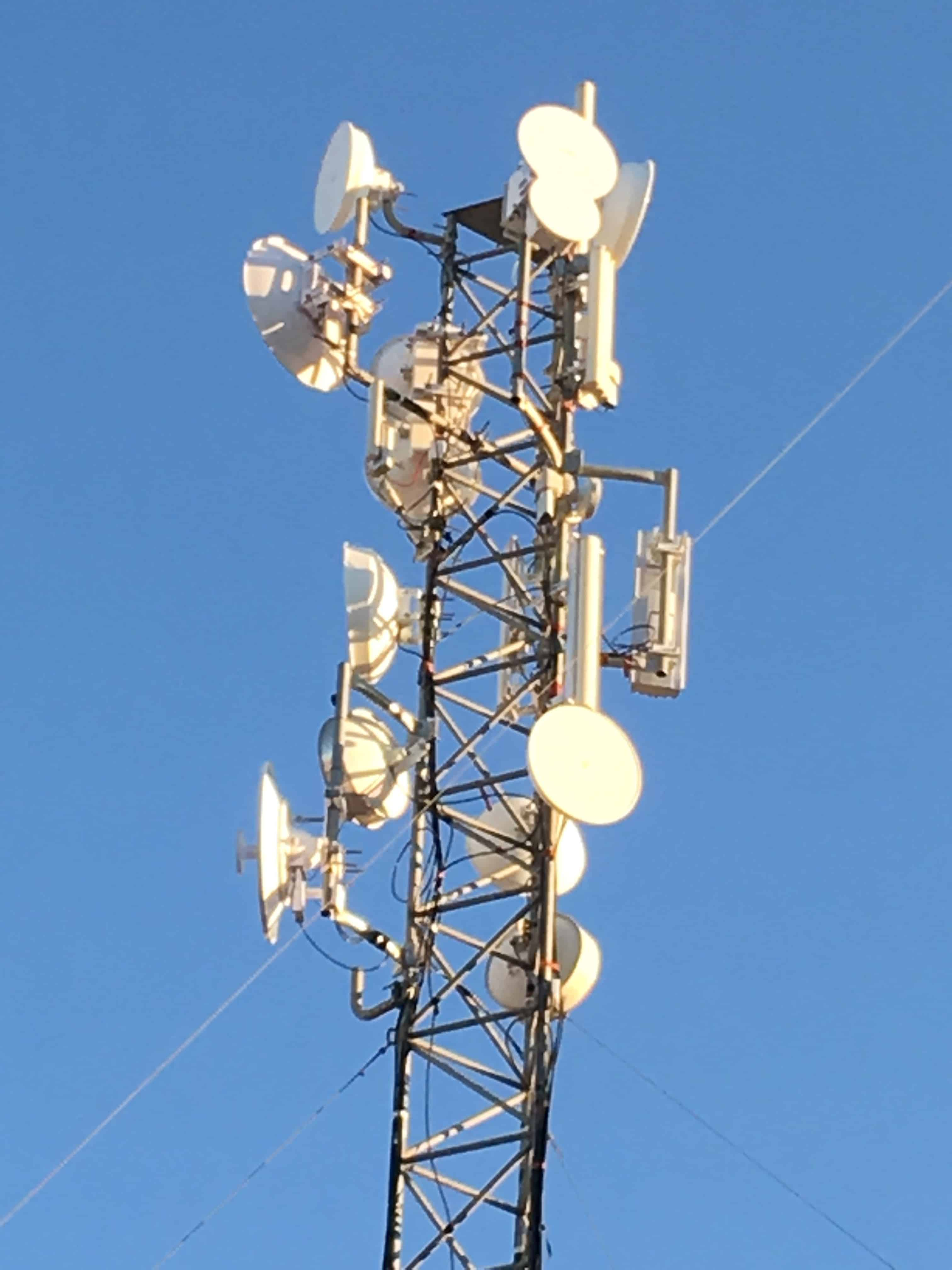 Wireless internet options for rural areas