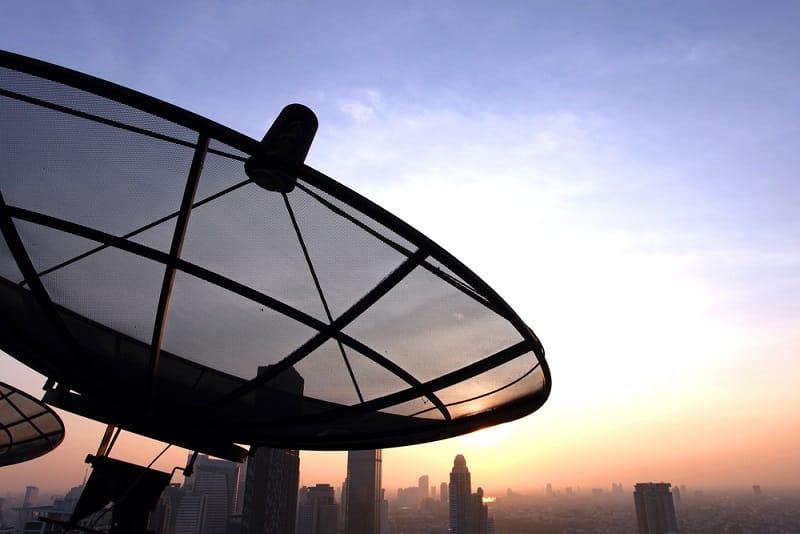Speed up satellite internet