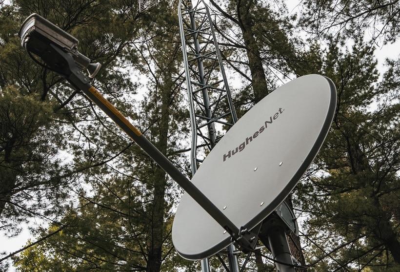 HughesNet Satellite Internet