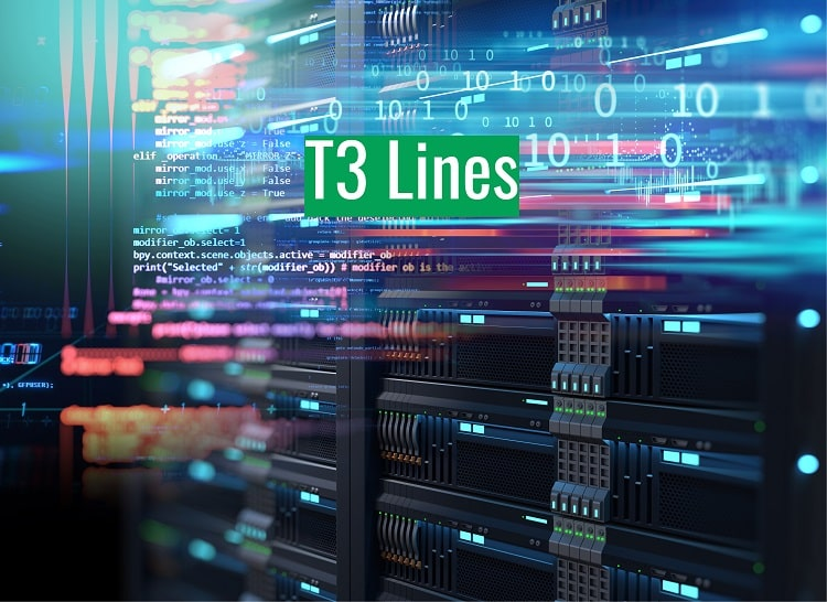 T3 Lines