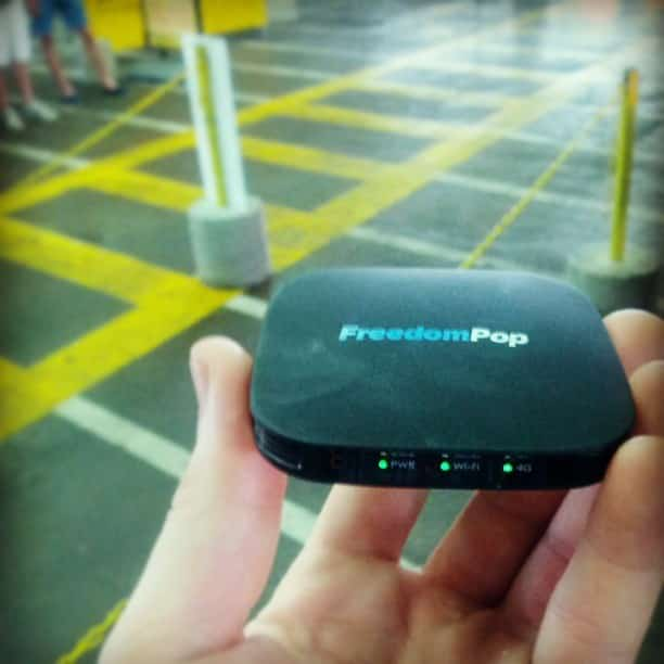 Free Cellphone Service and Wireless Internet with FreedomPop