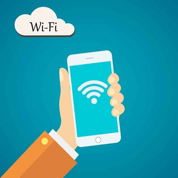 Wi-Fi Instead of Cellular