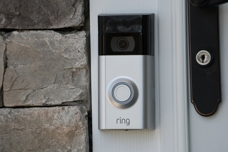 Wireless Smart Doorbell