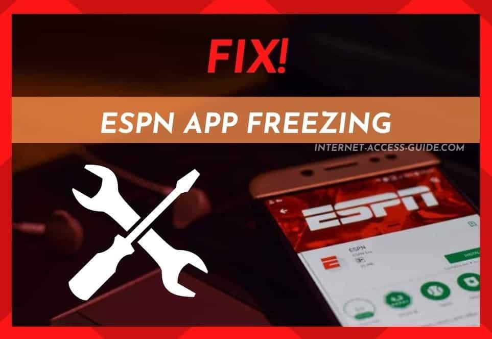 修復 ESPN 應用程序凍結的 3 種方法 thumbnail
