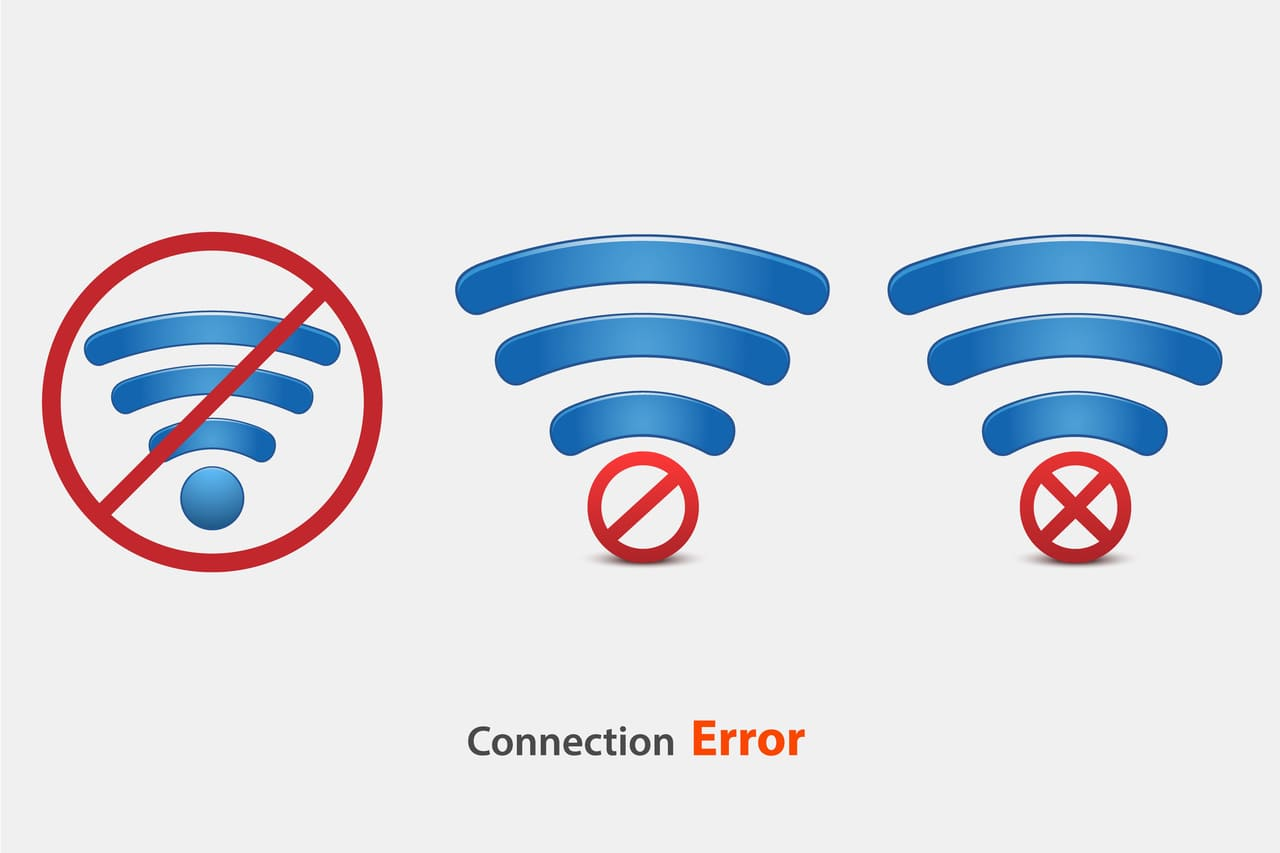 Can't Connect To 5GHz WiFi