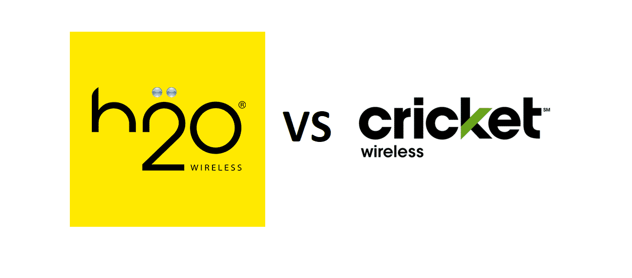 h2o wireless vs cricket