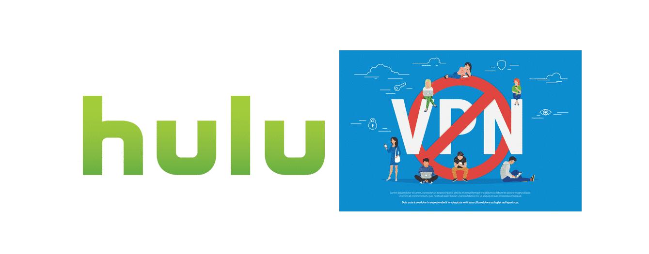 why does hulu block vpn
