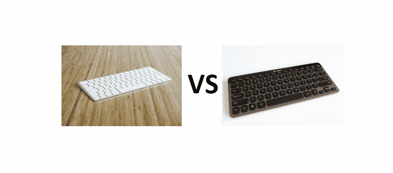 wireless vs bluetooth keyboard