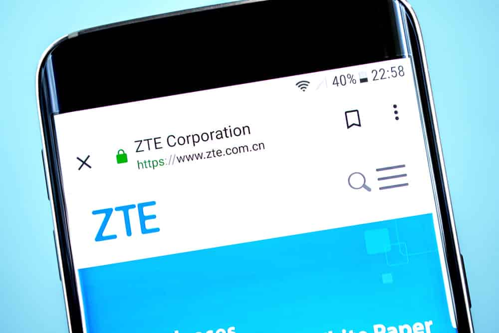 Zte Phone Won't Connect To Internet