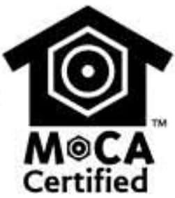 MoCA Certified logo