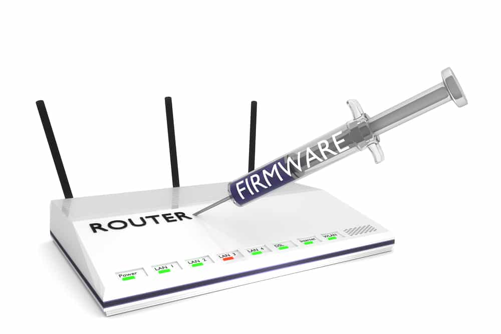 Router Firmware Upgrade
