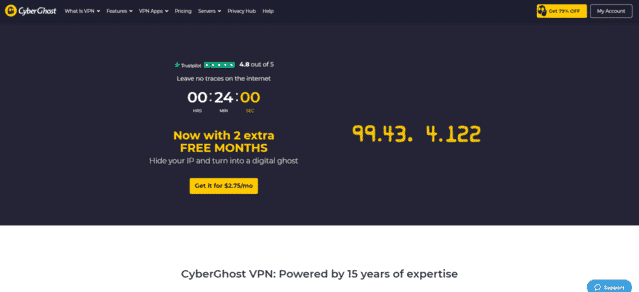 cyberghost best singapore vpn for linux