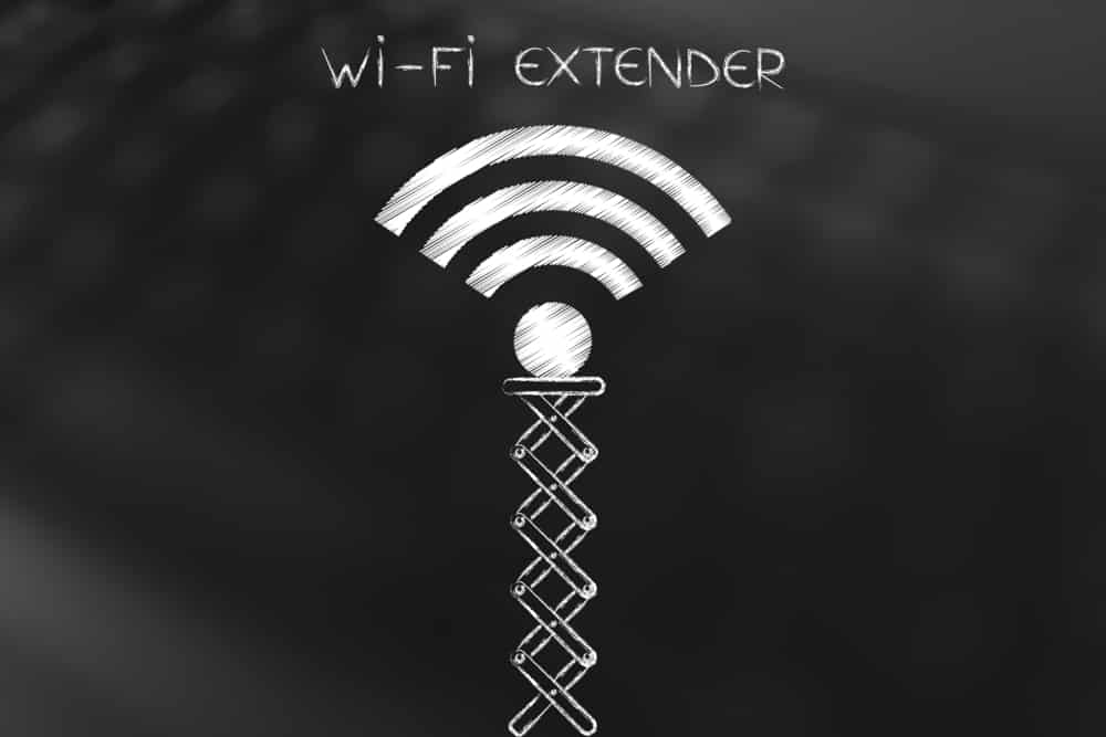 does a wifi extender slow down internet speed