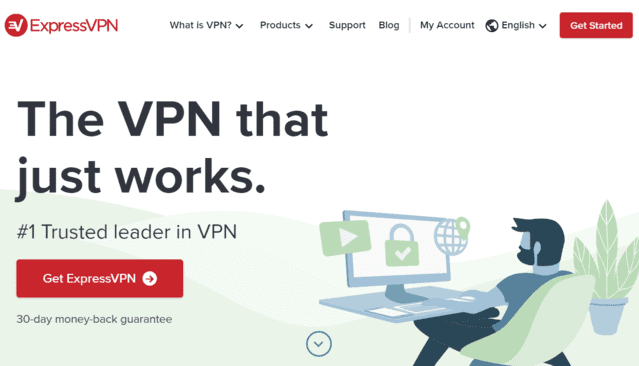 ExpressVPN Best Singapore VPN For- Phone