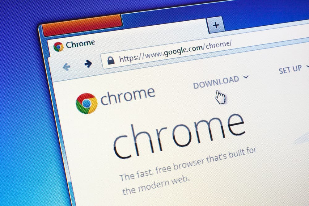 google chrome is slow but internet is fast