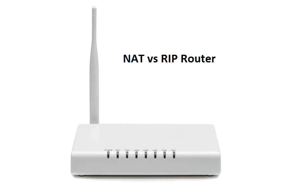 nat vs rip router