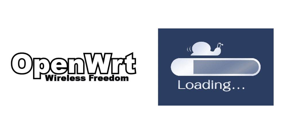 openwrt slow wifi