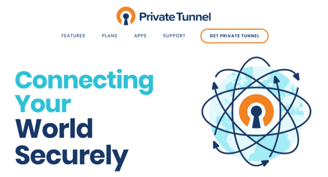 PrivateTunnel Best Singapore VPN For Kindle