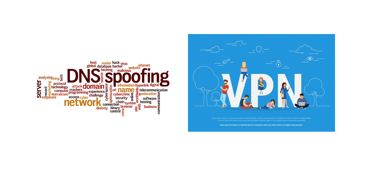 vpn vs ip spoofing
