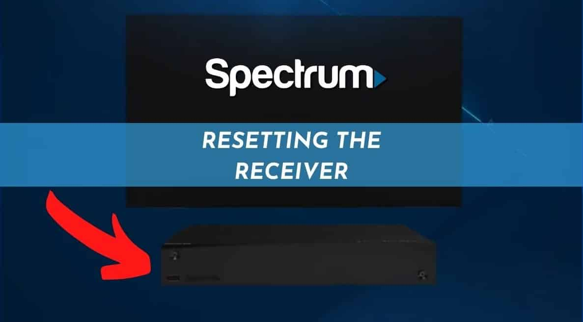 Resetting The Receiver