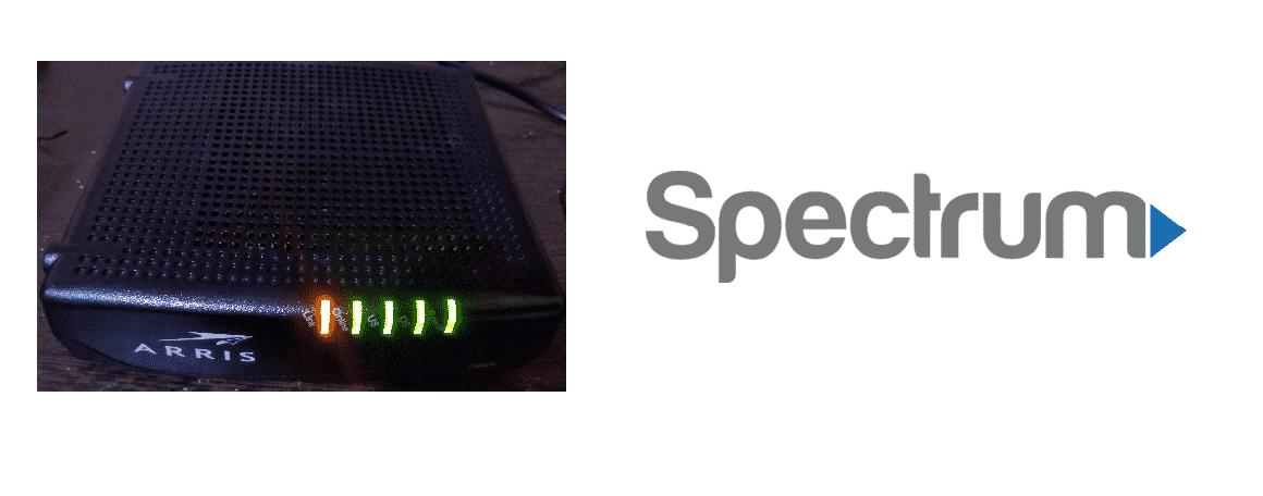 arris modem keeps resetting spectrum