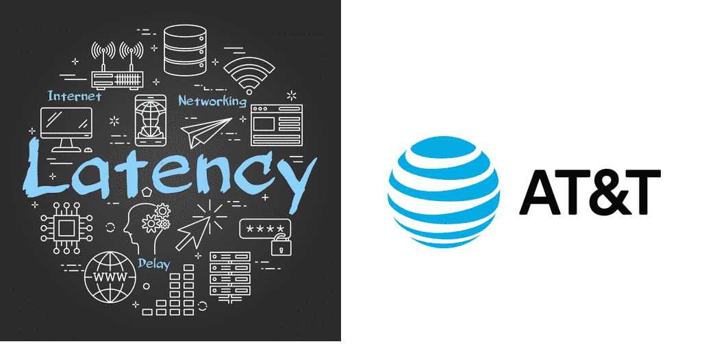at&t latency issues and ping spikes