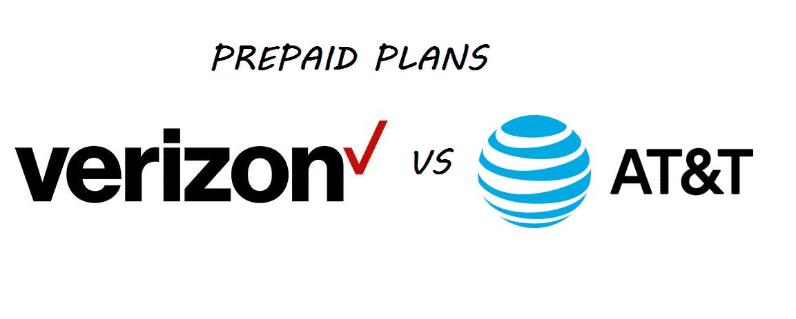 at&t prepaid vs verizon prepaid