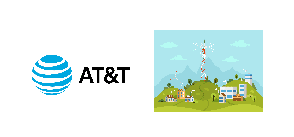 at&t update towers