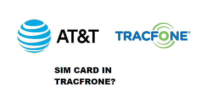 can i put my at&t sim card in a tracfone