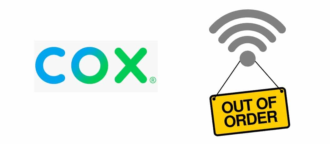 Cox Internet Outage
