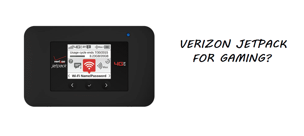 4 Ways To Do Gaming On Verizon Jetpack - Internet Access Guide