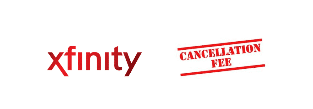 how much does it cost to cancel xfinity
