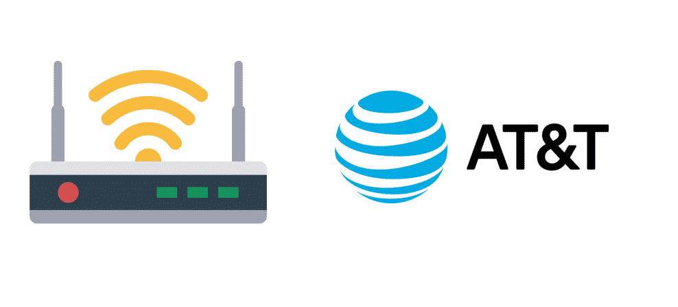 how to access at&t router