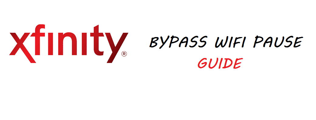 how to bypass xfinity wifi pause