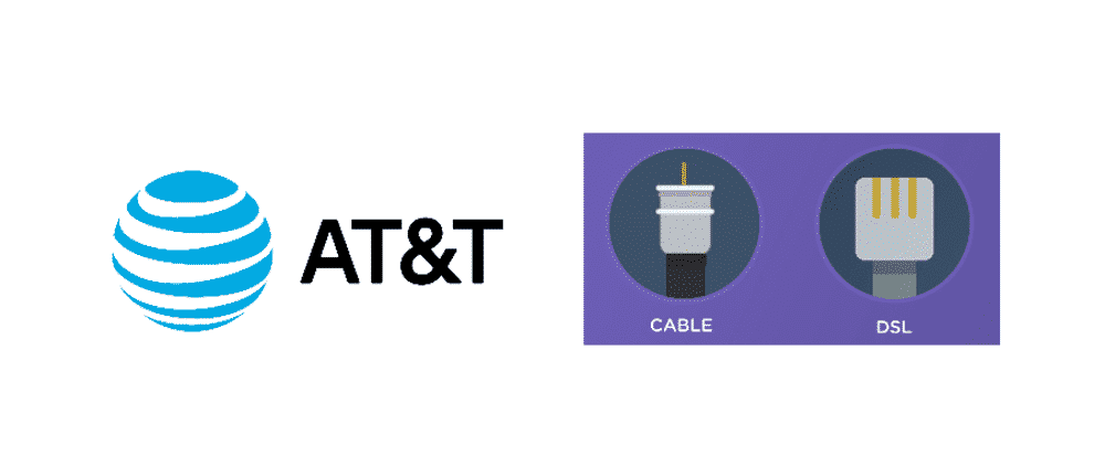 is at&t cable or dsl