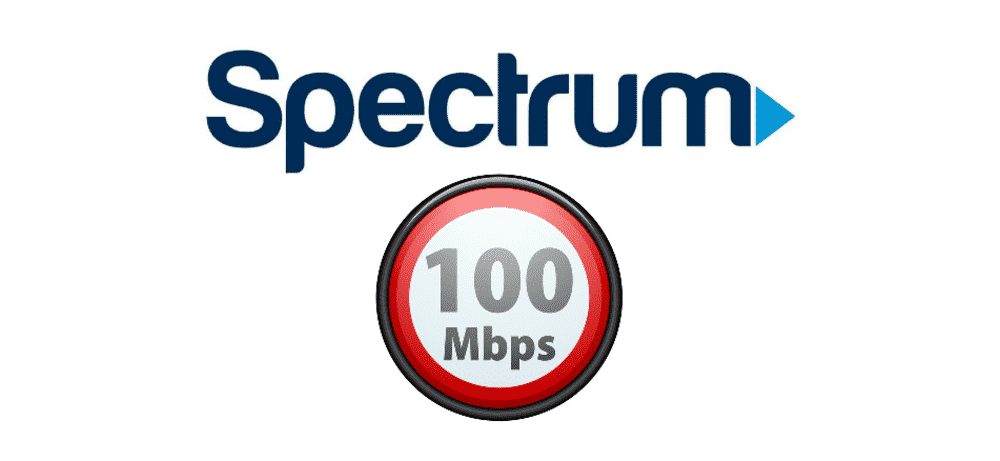 not getting 100mbps spectrum