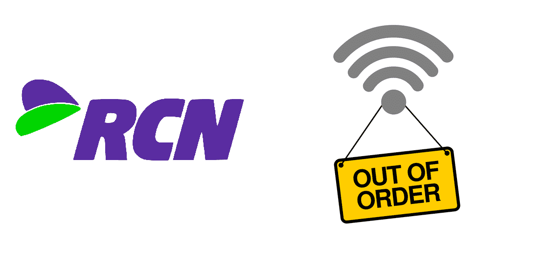 rcn internet outage