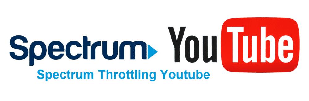 spectrum throttling youtube