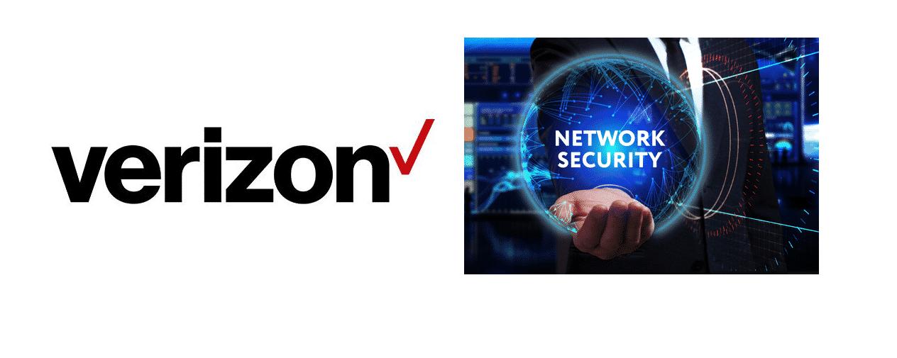 verizon network security key
