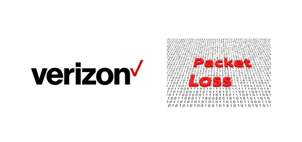 verizon packet loss