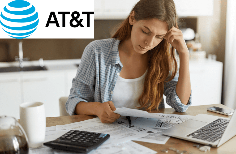 what happens if you don't pay at&t bill