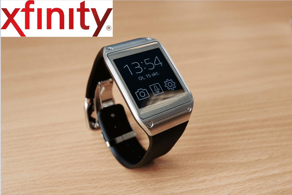 xfinity mobile samsung watch