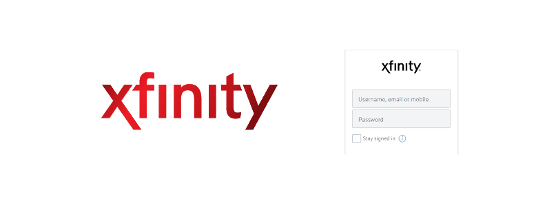 xfinity wifi login page won't load