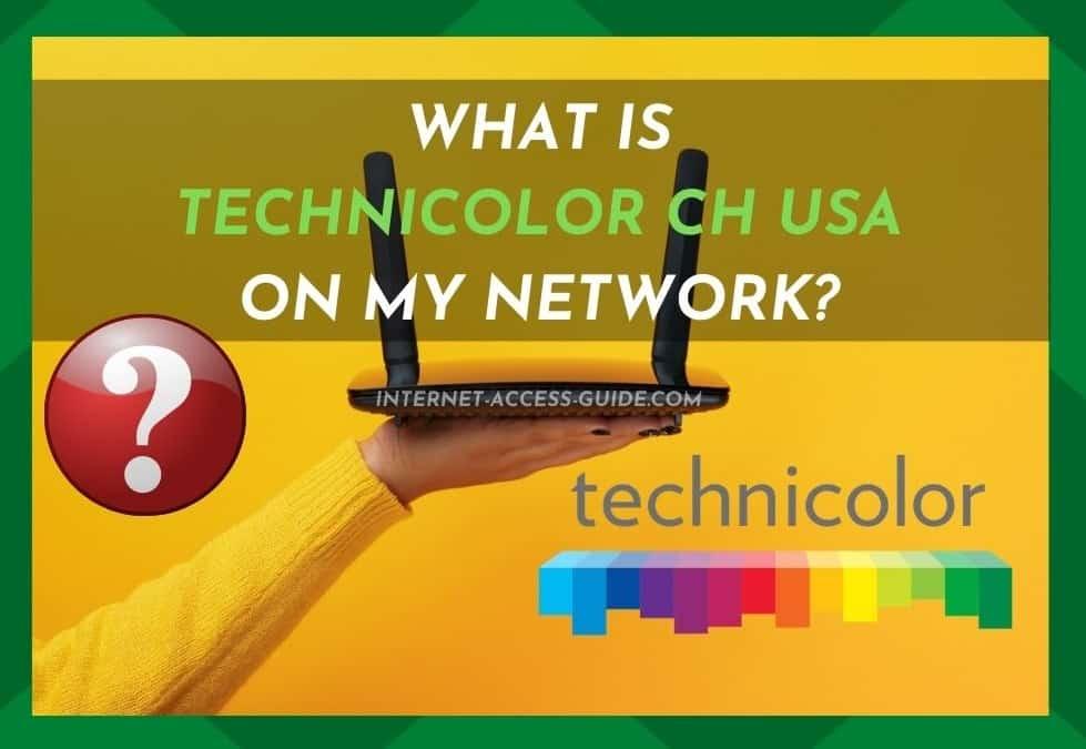 Technicolor CH USA on Network