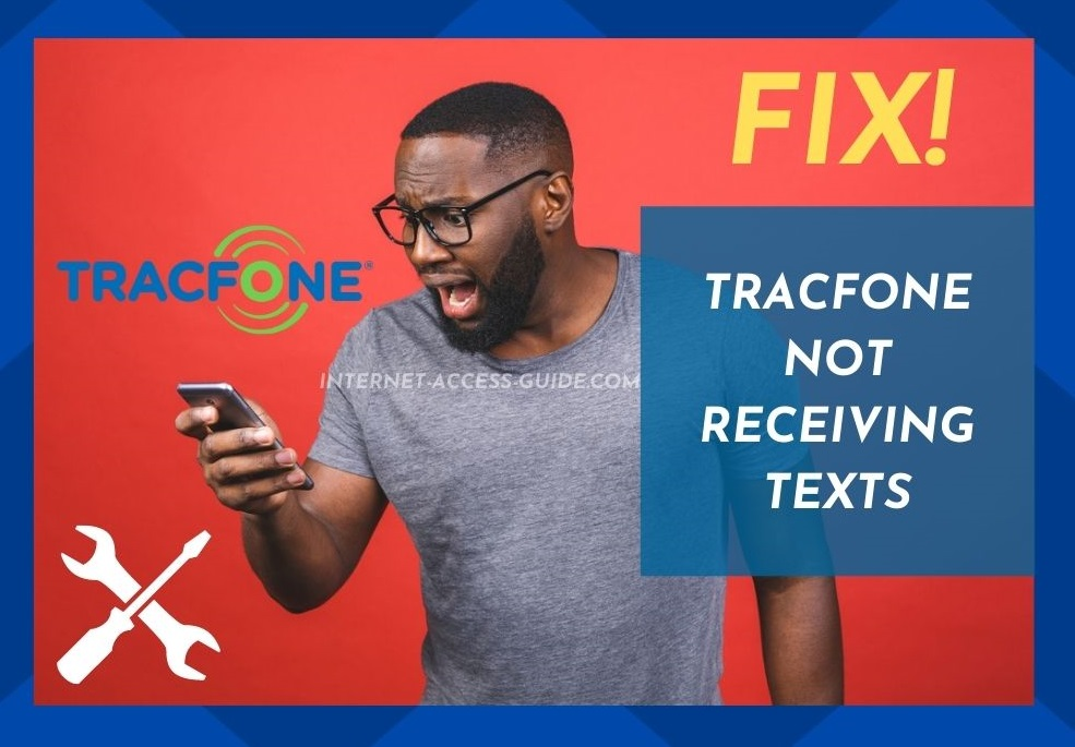 Tracfone Not Receiving Texts
