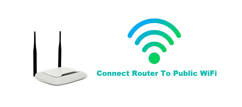 如何將路由器連接到公共 WiFi?  - 上網指南 thumbnail