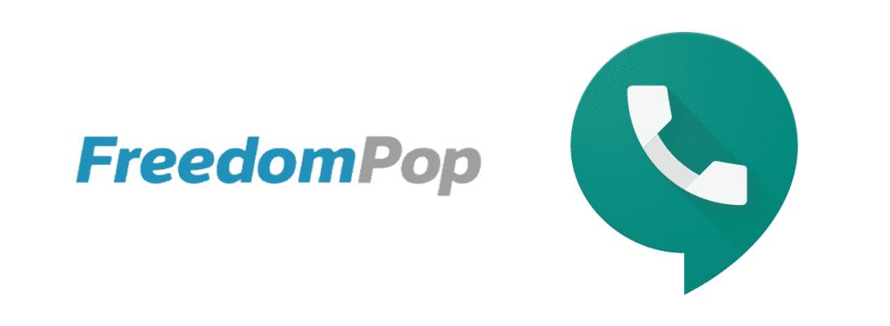 freedompop google voice