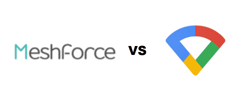 meshforce vs google wifi