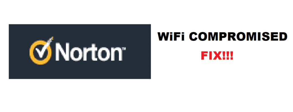 norton wifi compromised