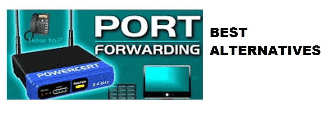 port forwarding alternative